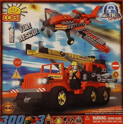COBI Fire Rescue