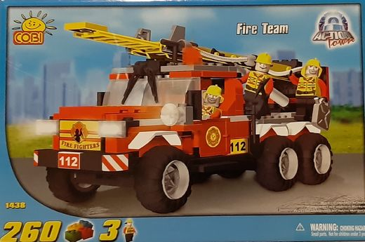 COBI Fire Team