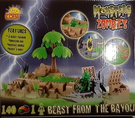 COBI Monsters & Zombies